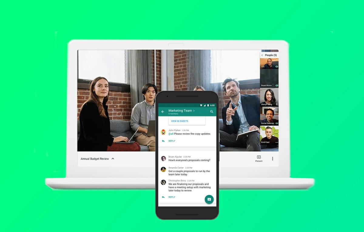 Google Hangouts Meet và Google Hangouts Chat là gì và cách hoạt động của nó như thế nào?