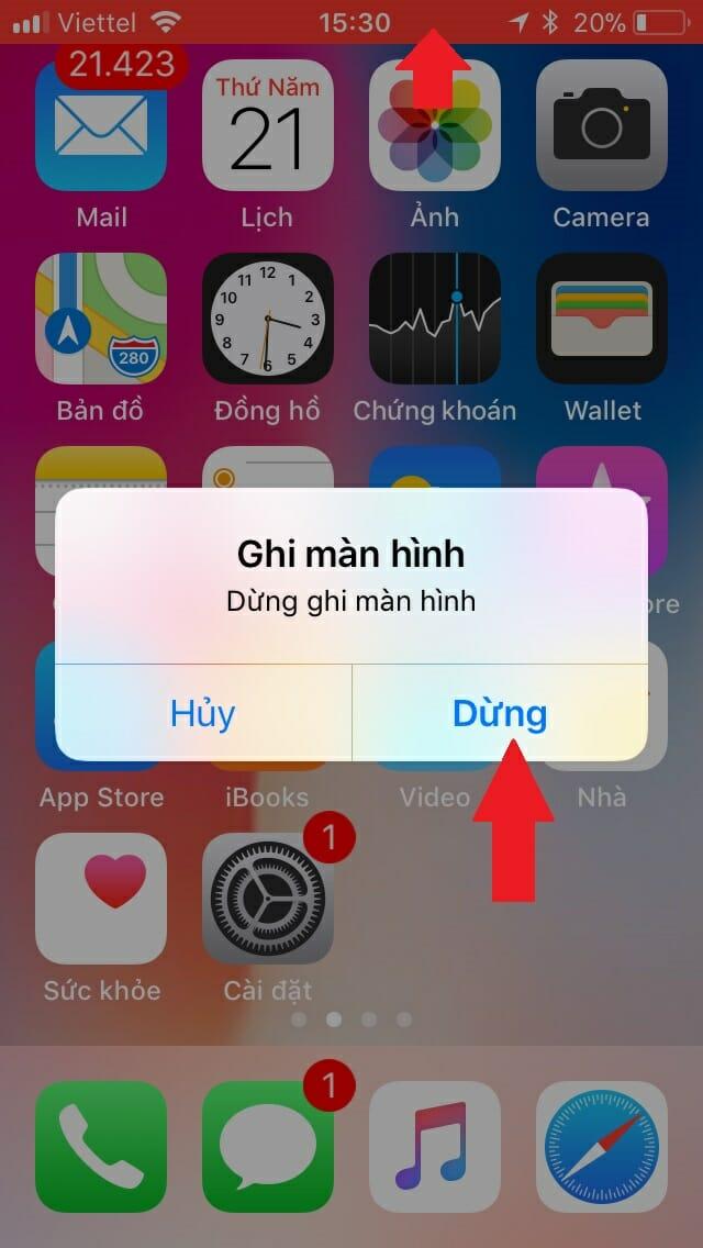 2 Cách quay màn hình iPhone có tiếng mà ai cũng có thể làm được 12