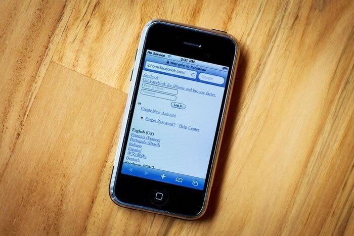 Steve Jobs đã 'lừa' tất cả chúng ta khi ra mắt chiếc iPhone đầu tiên 2