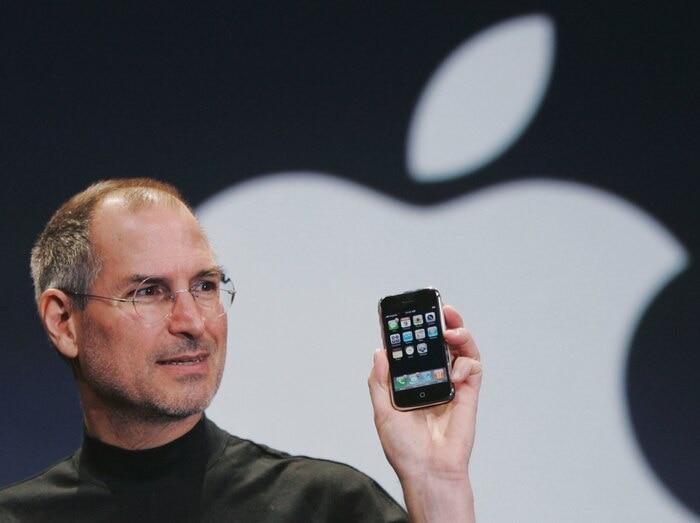Steve Jobs đã 'lừa' tất cả chúng ta khi ra mắt chiếc iPhone đầu tiên 1