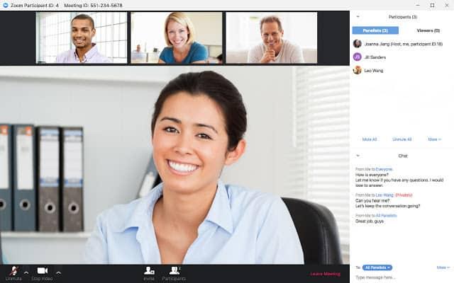 Đánh giá ưu nhược từng phần mềm họp trực tuyến, đâu là phần mềm tốt nhất? 9