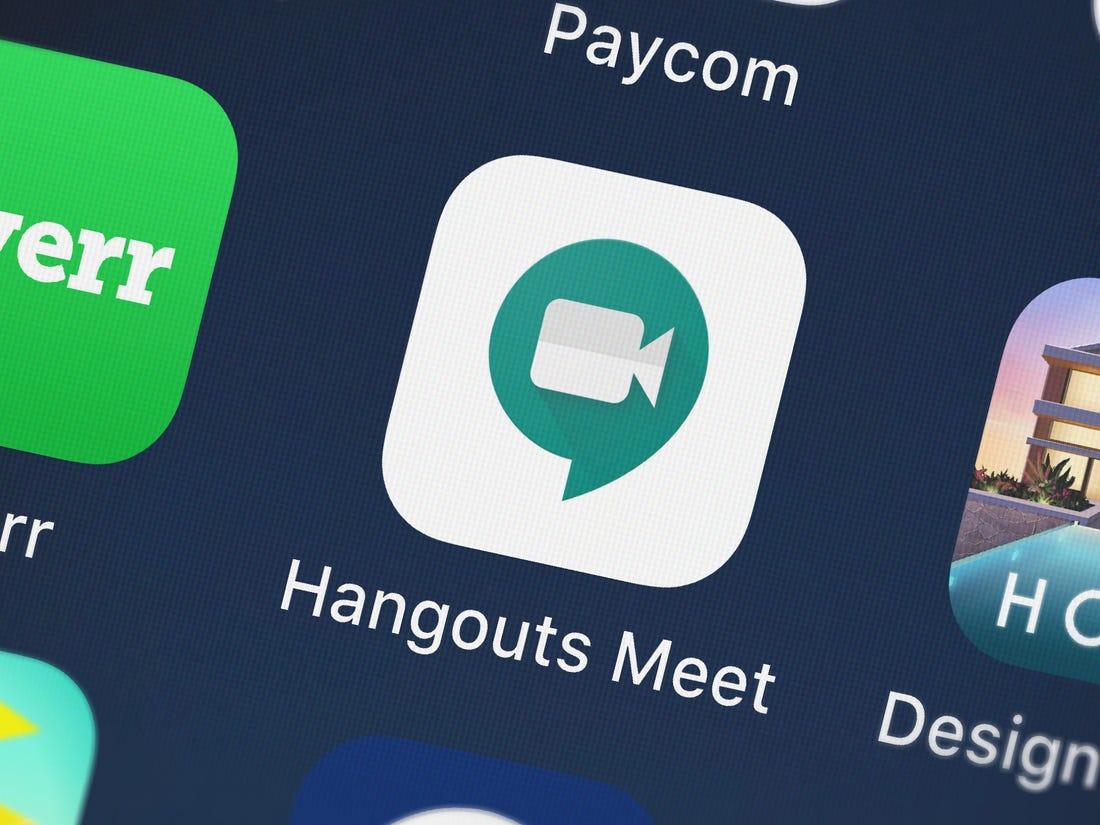 Cách để thêm người khác vào cuộc họp Video trên Google Meet