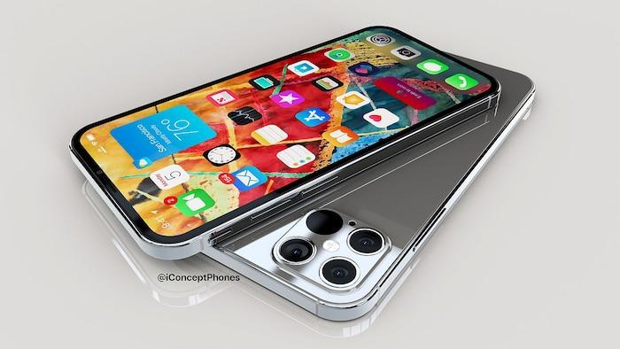 iPhone 12 Pro Max đẹp như mơ với thiết kế vô cực, màu xanh Navy Blue làm 'ngây ngất lòng người' 4