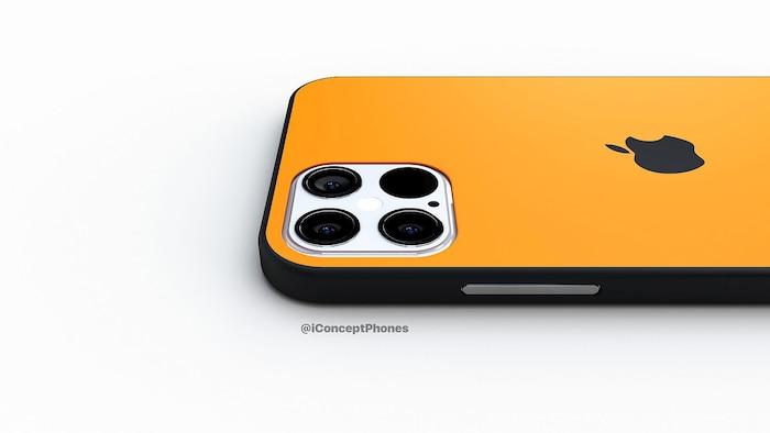 iPhone 12 Pro Max đẹp như mơ với thiết kế vô cực, màu xanh Navy Blue làm 'ngây ngất lòng người' 7