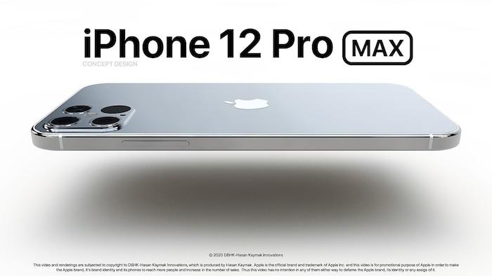 iPhone 12 Pro Max đẹp như mơ với thiết kế vô cực, màu xanh Navy Blue làm 'ngây ngất lòng người' 2