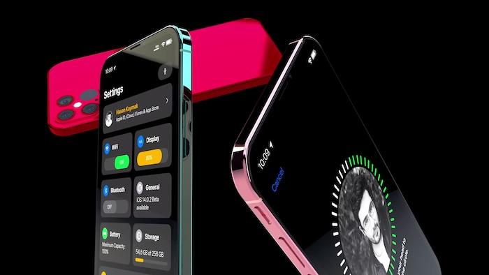 iPhone 12 Pro Max đẹp như mơ với thiết kế vô cực, màu xanh Navy Blue làm 'ngây ngất lòng người' 5