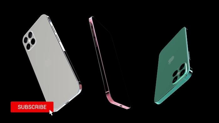 iPhone 12 Pro Max đẹp như mơ với thiết kế vô cực, màu xanh Navy Blue làm 'ngây ngất lòng người' 8