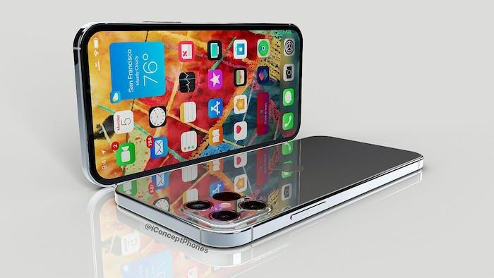 iPhone 12 Pro Max đẹp như mơ với thiết kế vô cực, màu xanh Navy Blue làm 'ngây ngất lòng người' 3