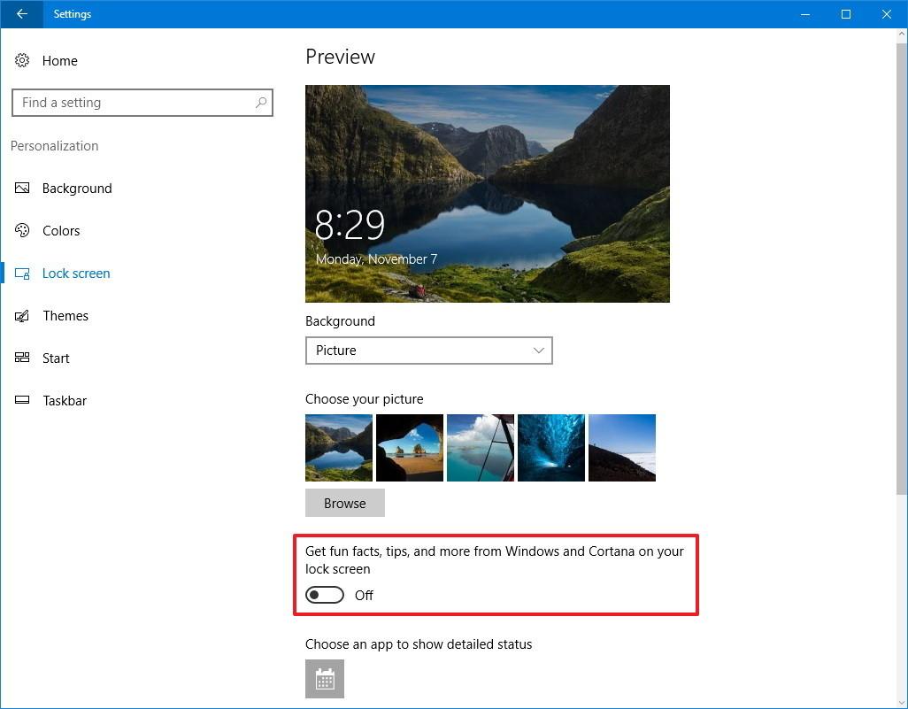 Cách tắt tất cả quảng cáo khó ưa được tích hợp sẵn trong Windows 10 1