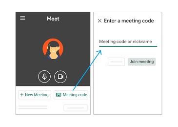 Cách để tham gia cuộc họp video trên Google Meet 2