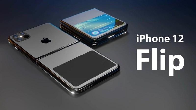 Ngắm nhìn iPhone 12 Flip màn hình gập đẹp không tỳ vết 1
