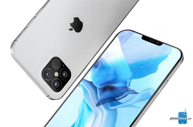 Ngắm bộ ảnh render chất lượng cao về iPhone 12 dựa trên những tin đồn về thiết kế và màu sắc 6