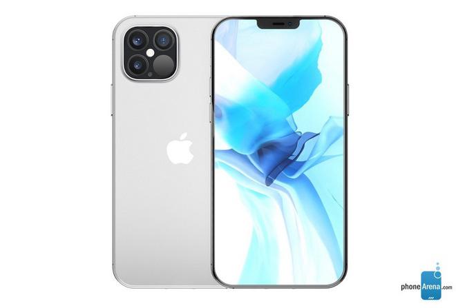Ngắm bộ ảnh render chất lượng cao về iPhone 12 dựa trên những tin đồn về thiết kế và màu sắc 1