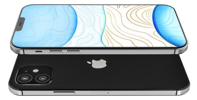 Ngắm bộ ảnh render chất lượng cao về iPhone 12 dựa trên những tin đồn về thiết kế và màu sắc 4