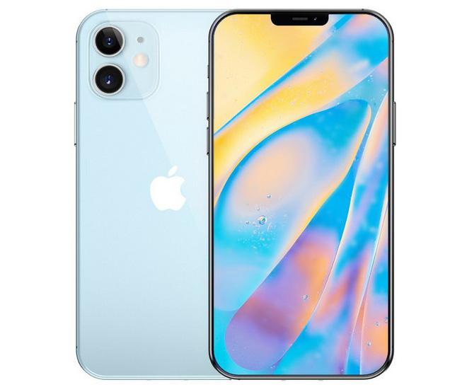 Ngắm bộ ảnh render chất lượng cao về iPhone 12 dựa trên những tin đồn về thiết kế và màu sắc 3