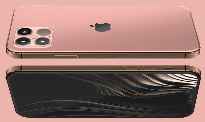 Ngắm bộ ảnh render chất lượng cao về iPhone 12 dựa trên những tin đồn về thiết kế và màu sắc 10