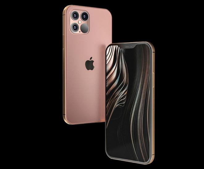 Ngắm bộ ảnh render chất lượng cao về iPhone 12 dựa trên những tin đồn về thiết kế và màu sắc 9