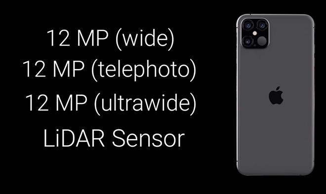 Cận cảnh iPhone 12 Pro Max với ngoại hình đẹp mê hoặc 2