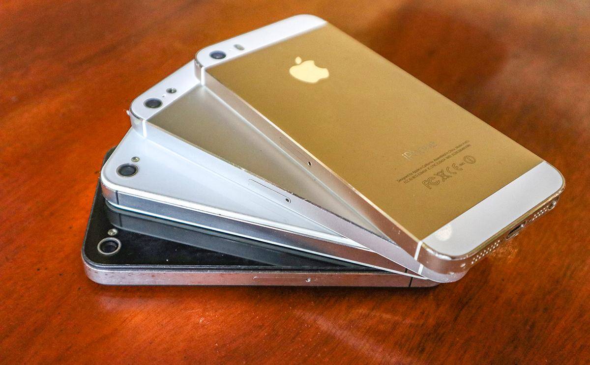 iPhone đời cũ giá 400.000 đồng bán tràn lan 2