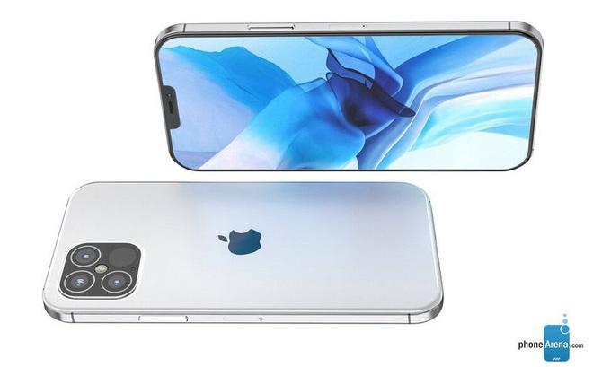 Ngắm bộ ảnh render chất lượng cao về iPhone 12 dựa trên những tin đồn về thiết kế và màu sắc 2