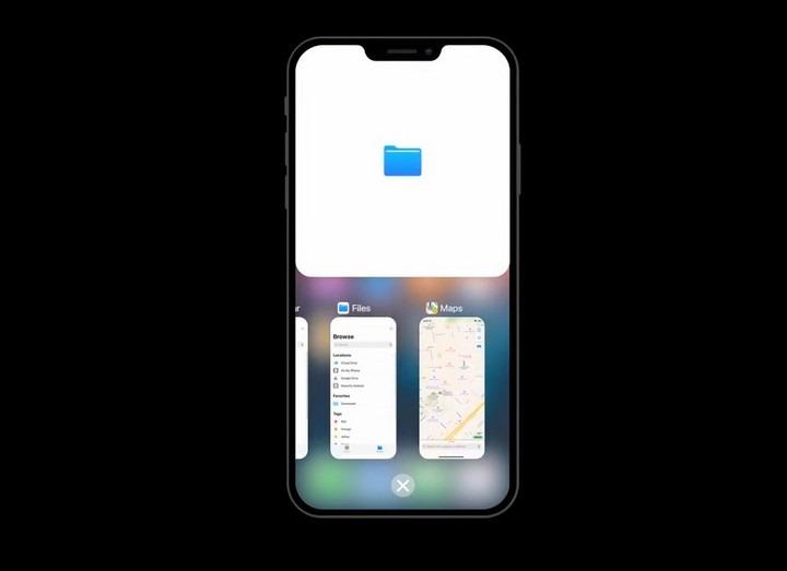 Ngắm ý tưởng iOS 14 mới với khả năng chia đôi màn hình, widget, dock và nhiều tính năng thú vị khác 2