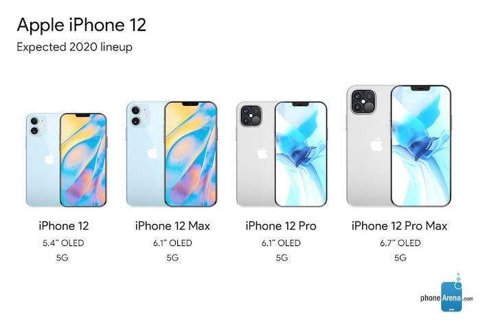 Nóng: Lộ giá bán tất cả các mẫu iPhone 12 Apple sẽ ra mắt vào mùa thu năm nay 1