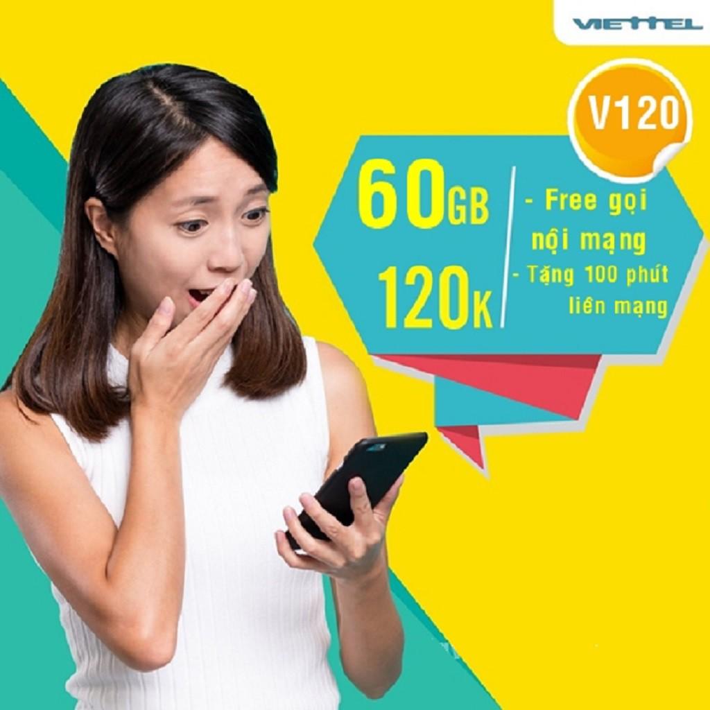 Các gói cước 4G Viettel, Vinaphone, Mobifone giá rẻ dung lượng cao 1