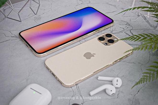 Lộ chi tiết thú vị về chiếc iPhone 12 Max mới của Apple 2