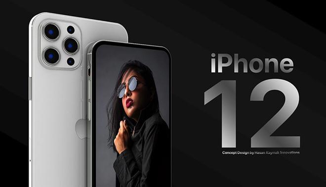 Lộ chi tiết thú vị về chiếc iPhone 12 Max mới của Apple 3
