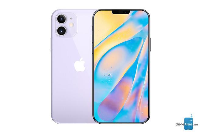 Lộ chi tiết thú vị về chiếc iPhone 12 Max mới của Apple 1