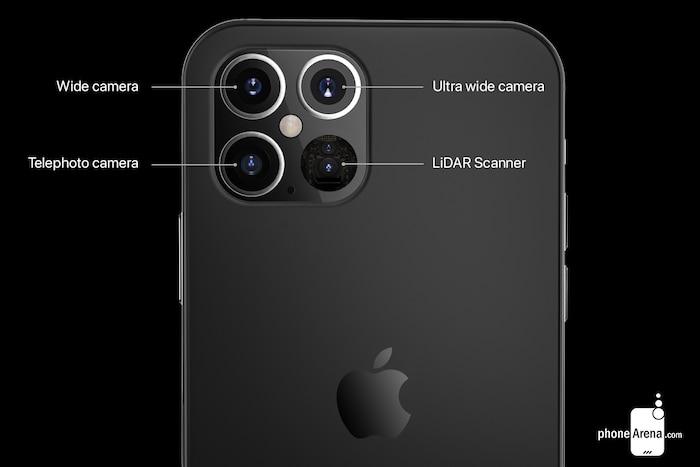 Đây sẽ là thiết kế của iPhone 12: Hao hao iPhone 4 và rất nhiều camera sau! 5