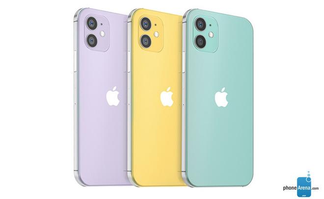 Ngắm bộ ảnh render chất lượng cao về iPhone 12 dựa trên những tin đồn về thiết kế và màu sắc 11