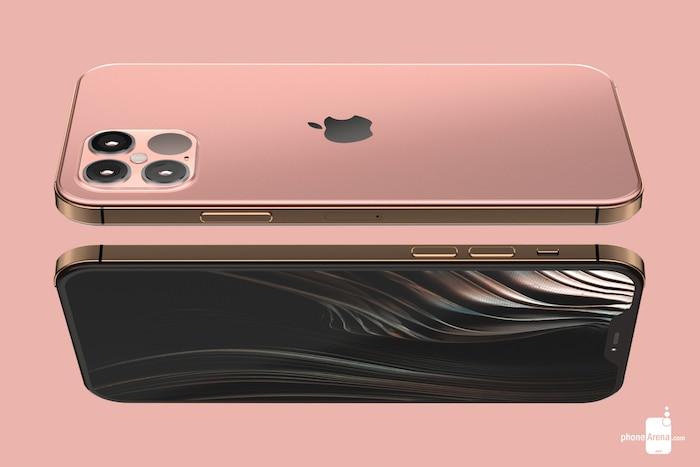 Đây sẽ là thiết kế của iPhone 12: Hao hao iPhone 4 và rất nhiều camera sau! 7