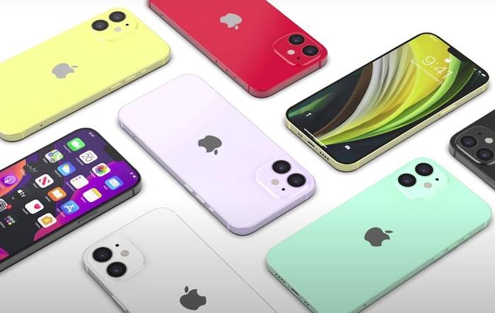 Apple sẽ ra mắt một mẫu iPhone 12 'tí hon' vào mùa thu năm nay 2
