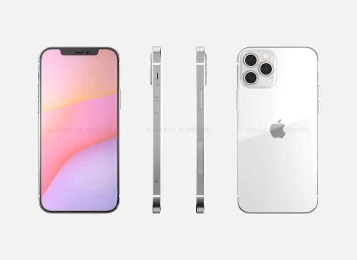 Loạt tin rò rỉ mới nhất vừa tiết lộ iPhone 12 sẽ có camera siêu khủng, màn hình 120Hz và thiết kế vuông huyền thoại 3