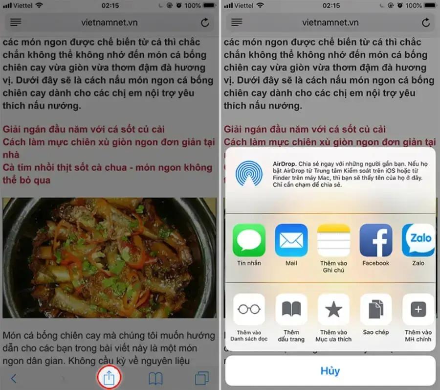 7 mẹo vặt siêu hay ho trên iPhone mà có thể bạn dùng iPhone lâu năm cũng chưa biết 15