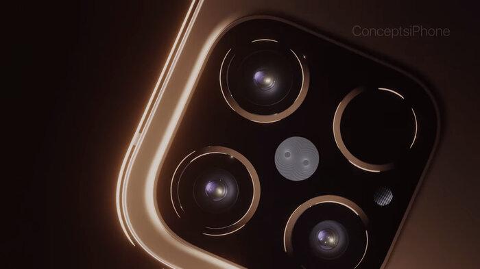 iPhone 12 Pro đẹp như mơ với phiên bản màu xanh Navy Blue, 4 camera siêu khủng 5