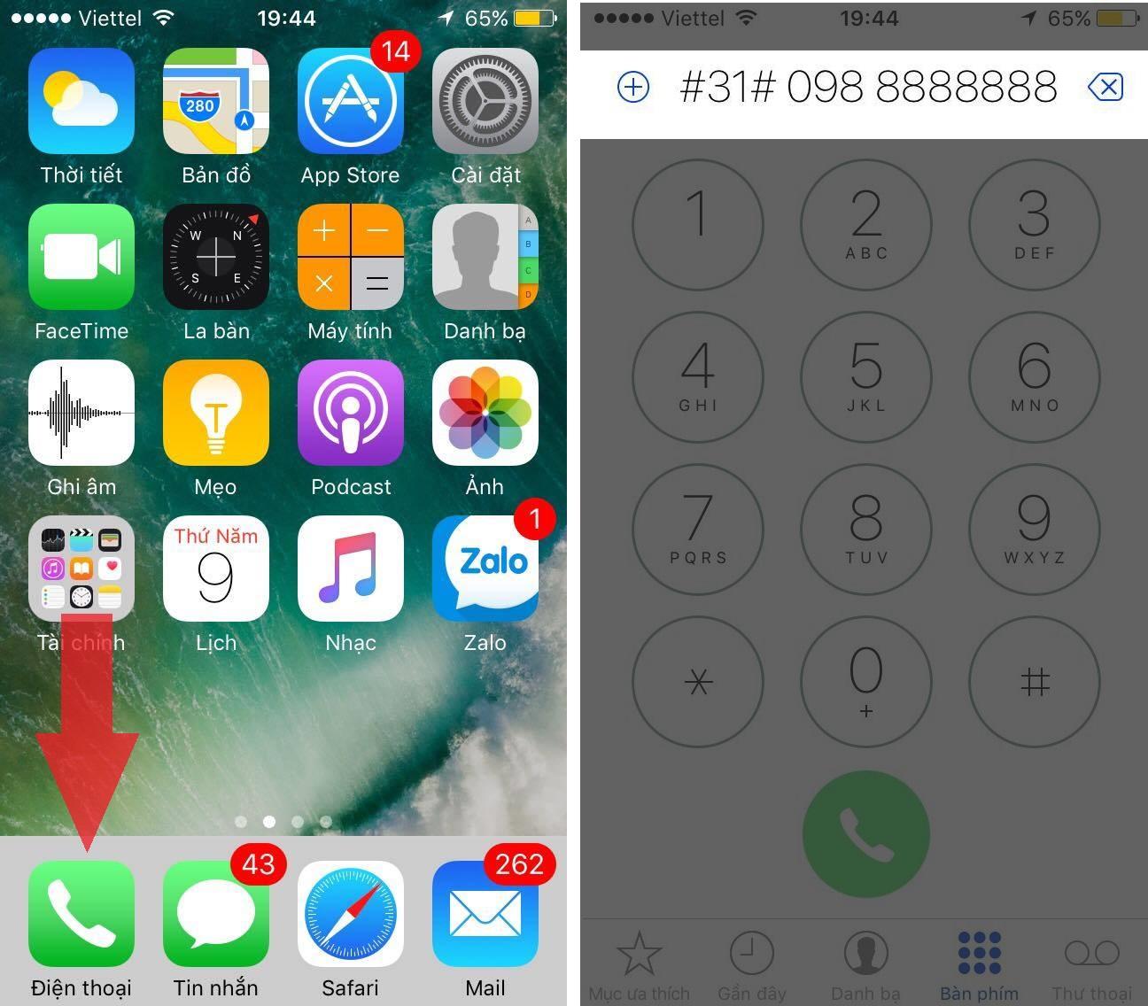 7 mẹo vặt siêu hay ho trên iPhone cả iFan cũng không hề biết 6
