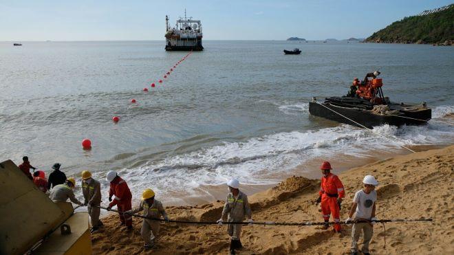 Việt Nam có thêm tuyến cáp quang biển SJC2, cập bờ tại Quy Nhơn 2