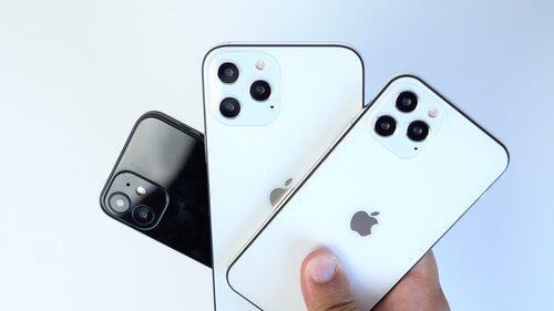 Tất cả những chiếc iPhone 12 đọ dáng với loạt iPhone hiện tại của Apple 3