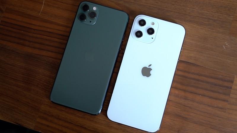 Trên tay iPhone 12: Thiết kế mới nam tính, nhiều kích thước, bản 5.4 inch quá gọn! 4