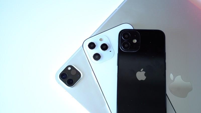 Trên tay iPhone 12: Thiết kế mới nam tính, nhiều kích thước, bản 5.4 inch quá gọn! 2