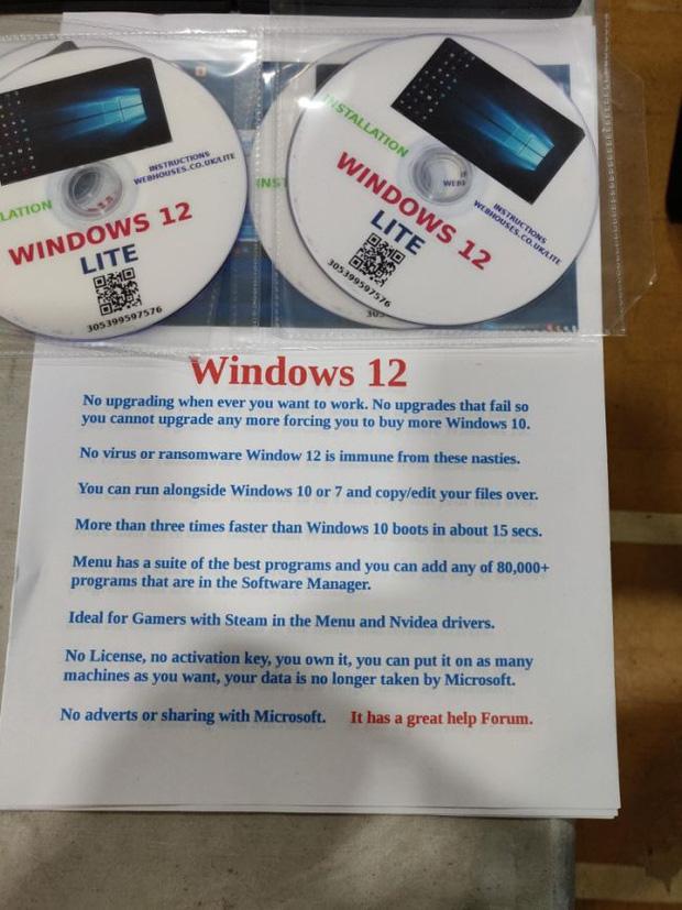 Xuất hiện hệ điều hành 'Windows 12 Lite' với tốc độ nhanh gấp 3 lần Windows 10 hiện tại 1