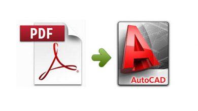 Top 3 phần mềm chuyển PDF sang CAD miễn phí 5