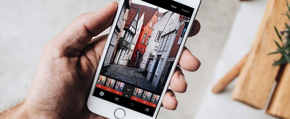 12 phần mềm chỉnh sửa ảnh trên điện thoại iPhone và Android 'vạn người mê'