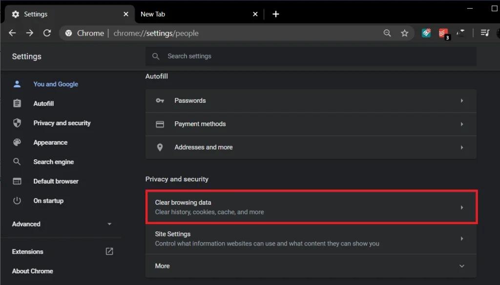 Mách bạn 10 mẹo sửa lỗi Google Chrome không lưu mật khẩu không nên bỏ qua 42