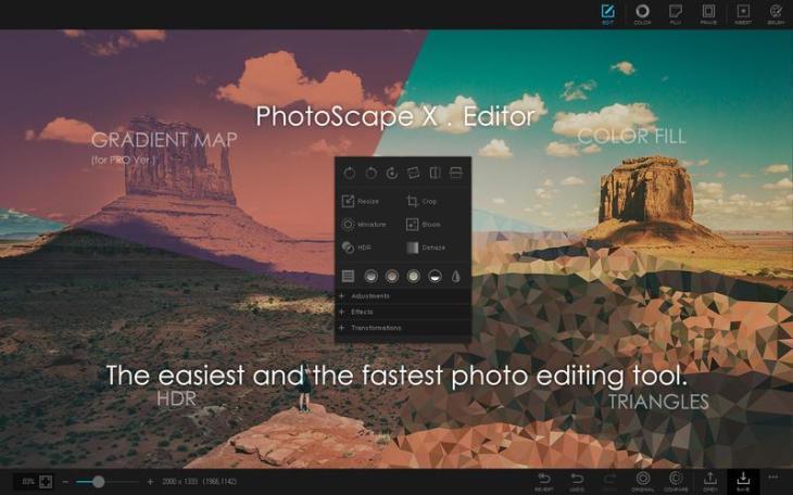 Hãy cùng khám phá 12 phần mềm chỉnh sửa ảnh online đỉnh nhất hiện nay 1