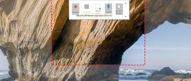 Tuyệt chiêu quay màn hình Windows bằng phần mềm có sẵn cực thuận thiện 10
