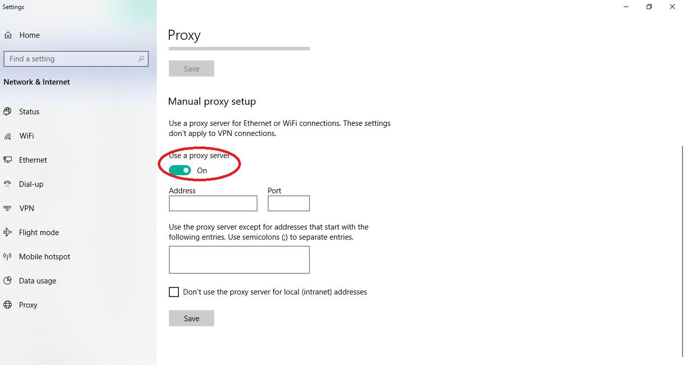 Thủ thuật kích hoạt và sử dụng proxy trên trình duyệt không phải ai cũng biết 4