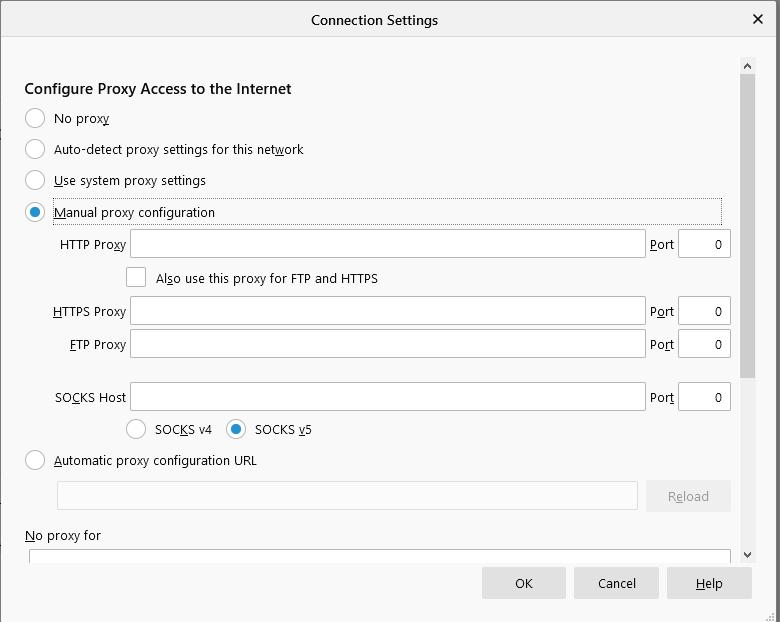 Thủ thuật kích hoạt và sử dụng proxy trên trình duyệt không phải ai cũng biết 19